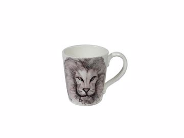 "Picture of MUG H11CM ""SAFARI"" DEC. LEONE"