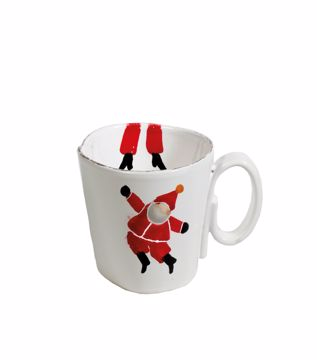 "Picture of TAZZA H10 CM ""NATALE"" - BABBO NATALE"